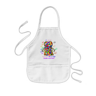 Rainbow Soul Kids' Apron