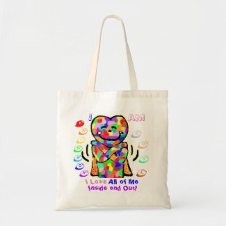 Rainbow Soul Totebag Tote Bag