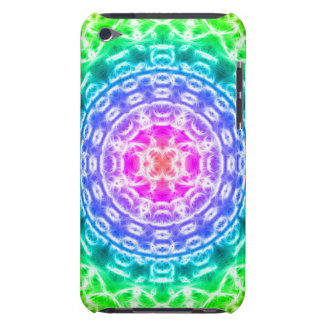 Rainbow Source Mandala Barely There iPod Case