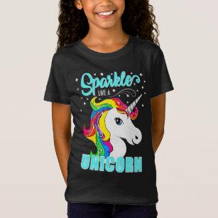 ad0a5afac Unicorn T-Shirts, Unicorn Shirts & Custom Unicorn Clothing