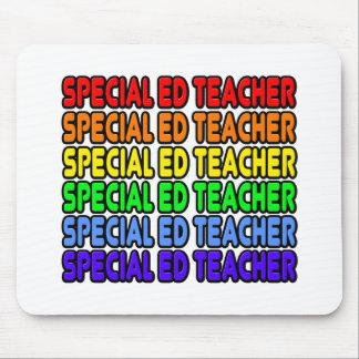 Rainbow Special Ed. Teacher Mousepad