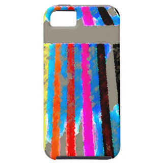 Rainbow Spectrum Color Band Waterfall iPhone 5 Cover