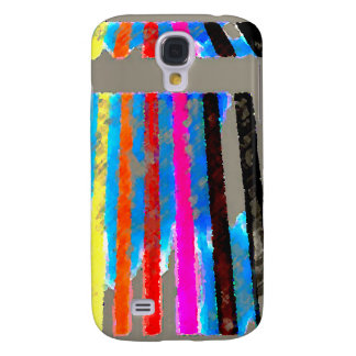 Rainbow Spectrum Color Band Waterfall HTC Vivid Cases