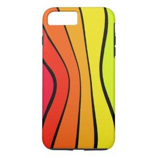 Rainbow Spectrum Color Trendy Pop Art CricketDiane iPhone 8 Plus/7 Plus Case