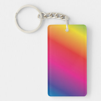 Rainbow Spectrum Keychain