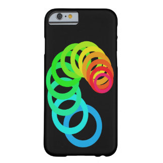 Rainbow Spectrum Pop Art Colors CricketDiane Barely There iPhone 6 Case