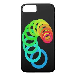 Rainbow Spectrum Pop Art Colors CricketDiane iPhone 8/7 Case