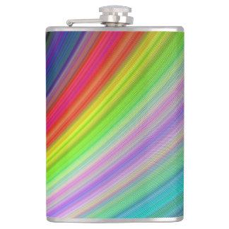 Rainbow speed flask