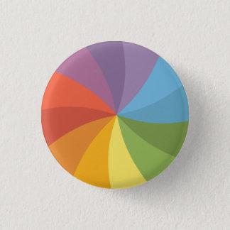 Rainbow Spinning Wheel Button