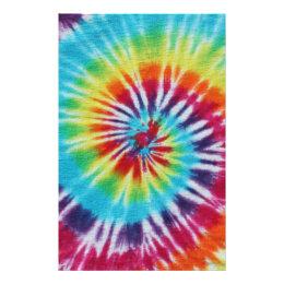 Rainbow Spiral 2 Sides Flyer
