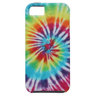 Rainbow Spiral iPhone 5 Cover