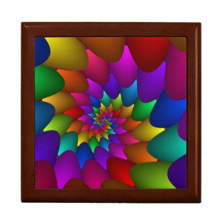 Rainbow Spiral Orbs Gift Box