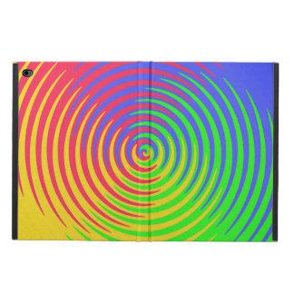 Rainbow Spiral Powis iPad Air 2 Case