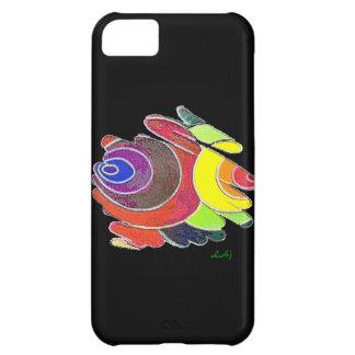 Rainbow Spirals iPhone5 Vibe Case iPhone 5C Case