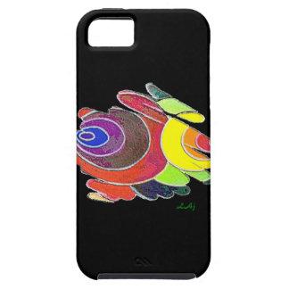 Rainbow Spirals iPhone5 Vibe Case iPhone 5 Case