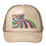 Rainbow Splash 12-13-14 Trucker Hat