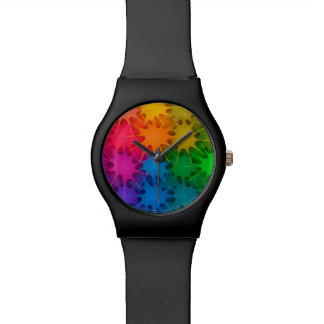 Rainbow Splat! Watches