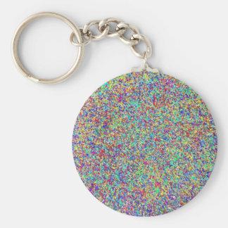 Rainbow Spray,Keychain Keychain