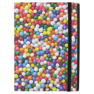 """Rainbow sprinkles iPad pro 12.9"""" case"""