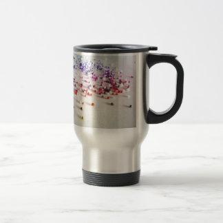 Rainbow Sprinkles Photography Travel Mug