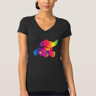 Rainbow Sprint Car T-Shirt