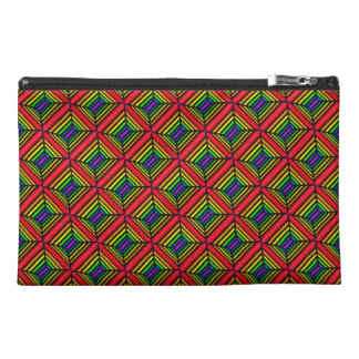 Rainbow Squared Travel Accessory Bag