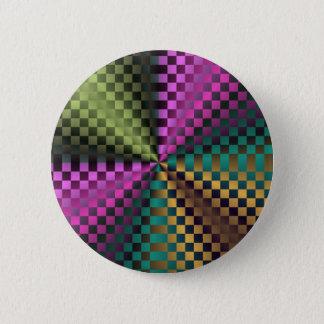 Rainbow Squares Button