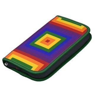 Rainbow Squares rickshawfolio