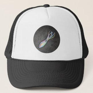 Rainbow Squid Trucker Hat