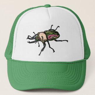 Rainbow Stag Beetle Trucker Hat