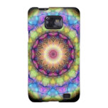 Rainbow stained Glass Samsung Galaxy S Cover