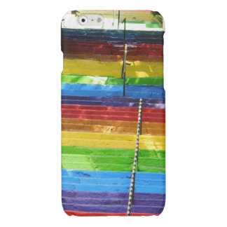 Rainbow Stairs Istanbul Turkey Glossy iPhone 6 Case