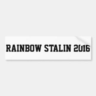 Rainbow Stalin 2016 Bumper Sticker