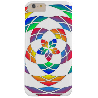 Rainbow Star Barely There iPhone 6 Plus Case