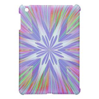 Rainbow Star Flower Speck Case iPad Mini Cases