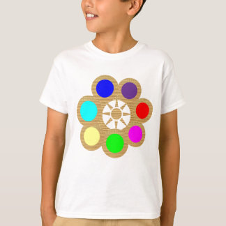 Rainbow Star : Happy Times Forever T-Shirt