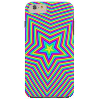 Rainbow ✭ star Illusion iPhone 6 Plus Case