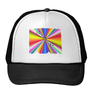 Rainbow Starburst Hat