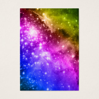 Rainbow Stars Business Card