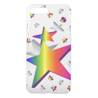 Rainbow Stars iPhone 7 Plus Case