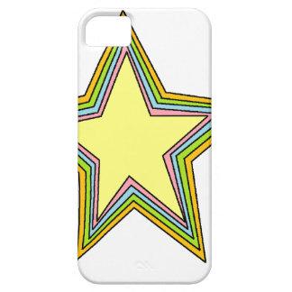 Rainbow Stars iPhone SE/5/5s Case