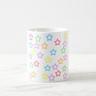 Rainbow Stars Mug