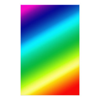Rainbow Stationery Paper