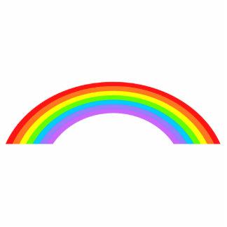 Rainbow Statuette