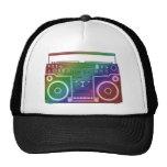 Rainbow Stereo Hat