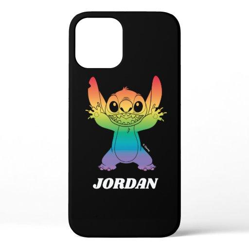 Rainbow Stitch iPhone 12 Case