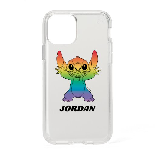 Rainbow Stitch Speck iPhone 11 Pro Case