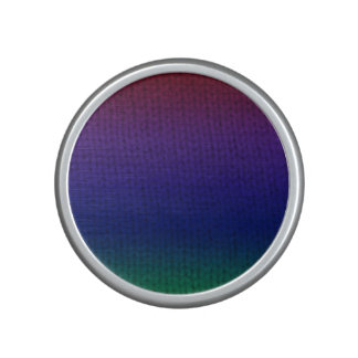 Rainbow Stockinette Speaker