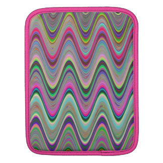 Rainbow Storm A2 Sleeve For iPads