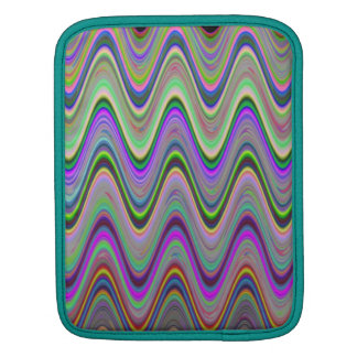 Rainbow Storm A4 iPad Sleeve
